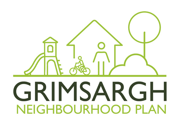 Grimsargh Neighbourhood Plan logo